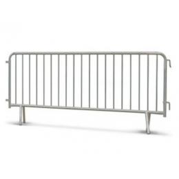 Забор барьер 2.5 x 1.1 m