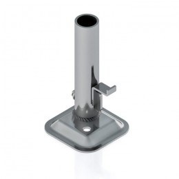 Horiz. screw-fastened holder