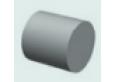 Tube spacer plug KS1