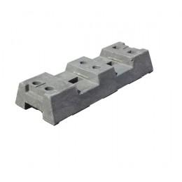 Переработка база, серый PE16