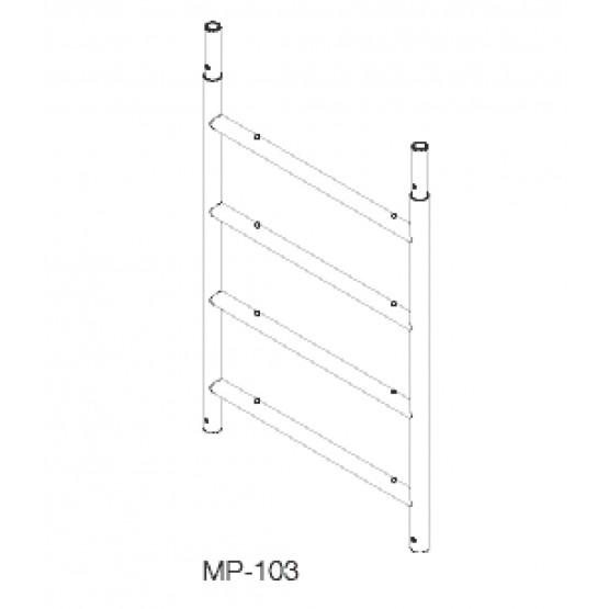 Vertikalus rėmas 1.10x0.75 m