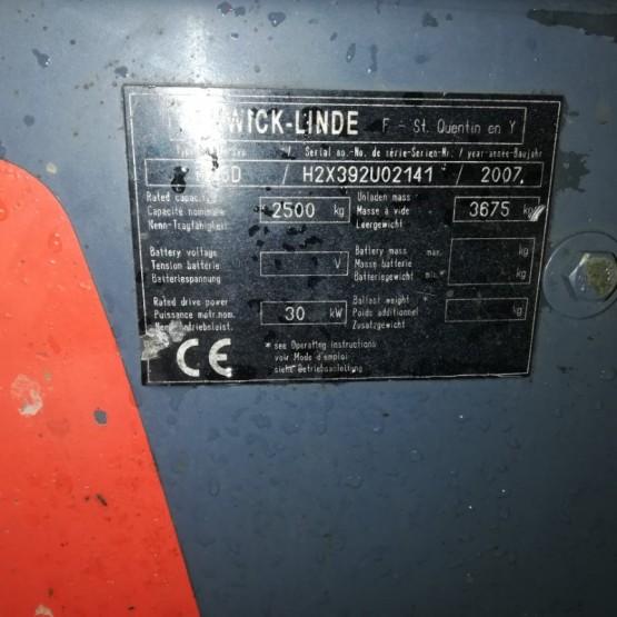 Linde H25D/392