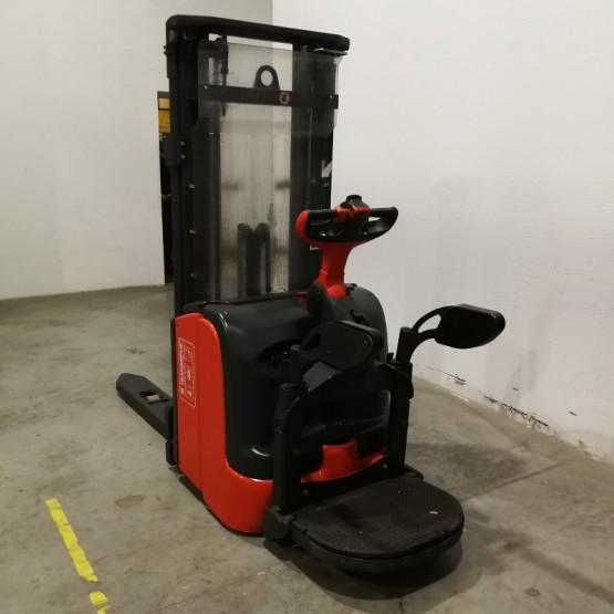Elektrinis palečių vežimėlis Linde L14APi W4X372F05253