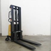 Pusiau elektrinis aukštai keliantis palečių vežimėlis DYC10-16