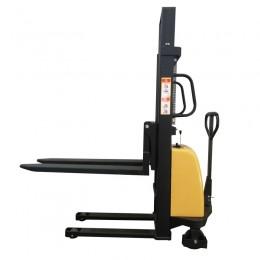 Pusiau elektrinis aukštai keliantis palečių vežimėlis 1600-2000-2500 mm