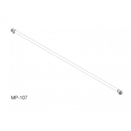 Horizontalė 2.85 m