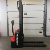 Elektinis aukštai keliantis palečių vežimėlis Hangcha CDD10 I7AI03009