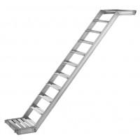 Aluminium stairs 2,57 m