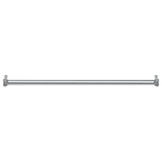 Horizontal steel transom 0,73 m