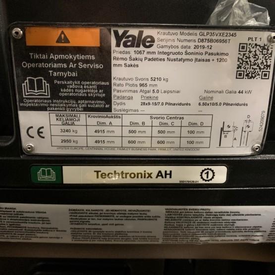 Dujinis krautuvas Yale GLP35VX D875B06956T