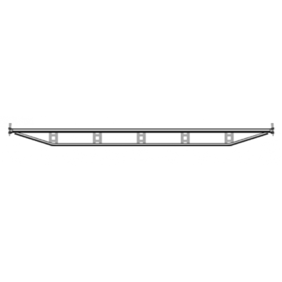 Double O transom 1,57m