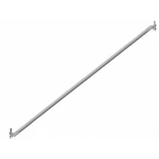 Vertical brace 1,57x1,0 ST.