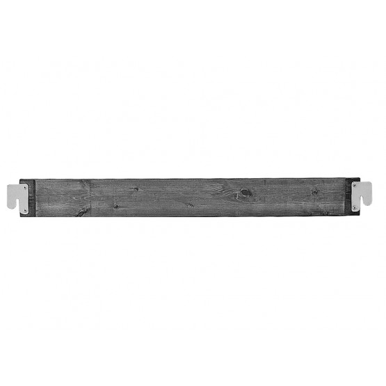 Wooden curb 2,57m