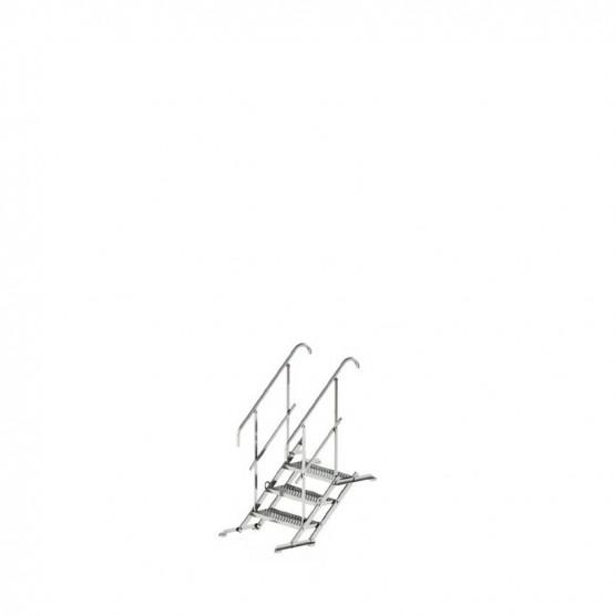Временные лестницы 3 ступеней