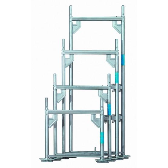 Steel frame 100/0,73 m