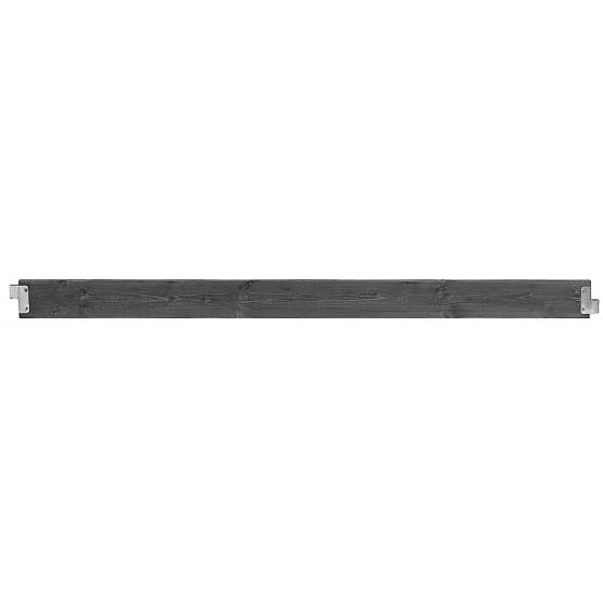 Бортовая доска продольная 1,57x0,15 м