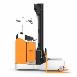 2.5 ton Electric Multi-directional Forklift with 4 forks