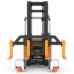 3 ton Electric Multi-directional Forklift with 4 forks