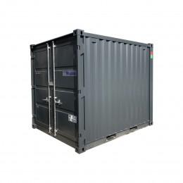 Cкладской контейнер 10ft RAL7016
