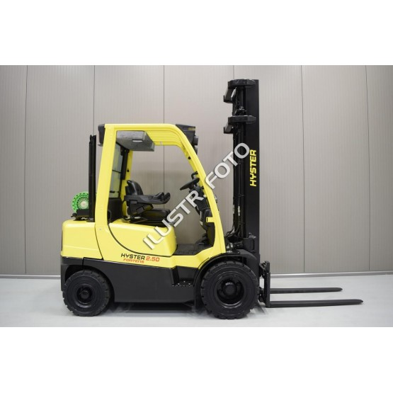 HYSTER H 2.5 FT