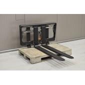 ELM Fork positioner with side-shift