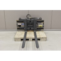 KAUP Fork positioner with side-shift