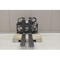 KAUP Fork positioner with fork shoes