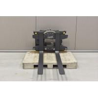 KAUP 360° rotator with side-shift