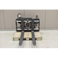 MEYER Fork positioner with 360° rotator