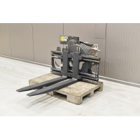 KAUP Fork positioner with 360° rotator