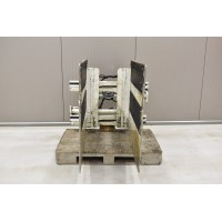 CASCADE Roll clamp with side-shift