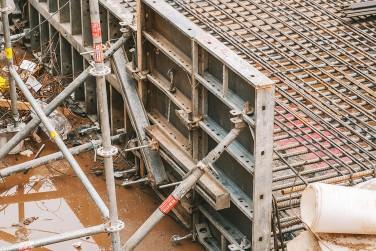 Lentvario pervažos rekonstrukcija ir tunelio statybos
